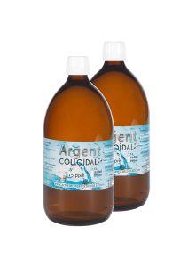 Promotion : lot de 2 bouteilles 1L -15ppm